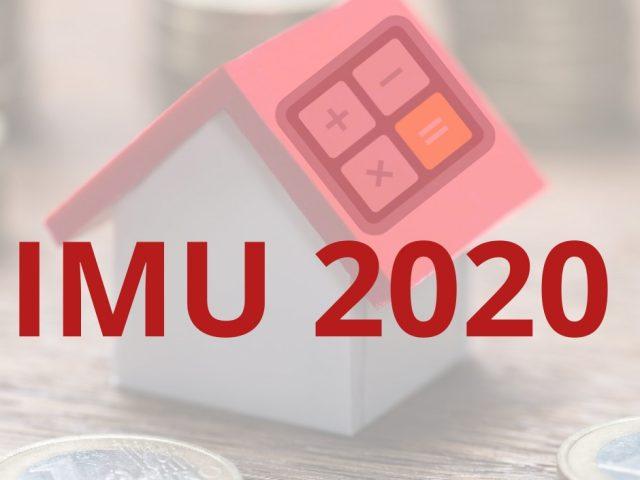 NUOVA IMU 2020: SCADENZE, CHI DEVE PAGARE E CHI È ESENTE